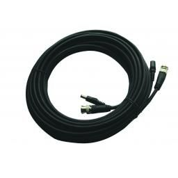 OYN-X CCTV Camera Cable carries Video and Power, 20m long