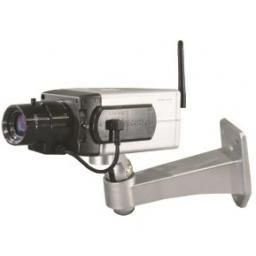 System Q D-Koy Traditional Style Decoy CCTV camera with Flashing IR LEDs