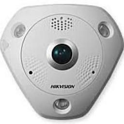 HikVision DS-2CD6362F-IS 6 MP Fisheye Panoramic IP Camera with Audio I/O