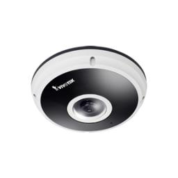 VIVOTEK FE8181V 5MP 360° Outdoor Fisheye IP Camera