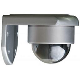 System Q 400TVL External PT Mini-Dome Camera with Bracket