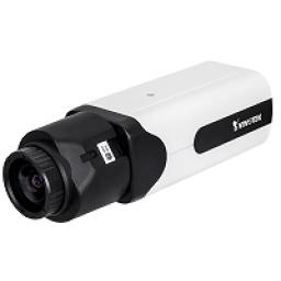 Vivotek IP9181-H 5MP Extra Low Bandwidth Traditional Body Camera (Lens Optional)