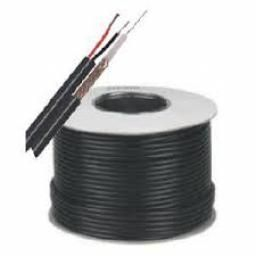 System Q AntiHum Mini RG59+2 Cable, 100m Roll