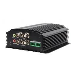 HikVision DS-6704HWI 4 Channel Video Server / Encoder