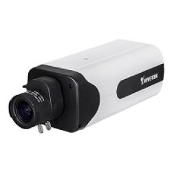 VIVOTEK IP8166 2MP Low Bandwidth Traditional Body Camera (Available with No Lens)