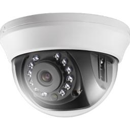 HikVision Turbo HD DS-2CE56D1T-IRMM 1080P Fixed Lens Indoor Dome Camera