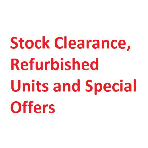 Stock Clearance and Special Offers