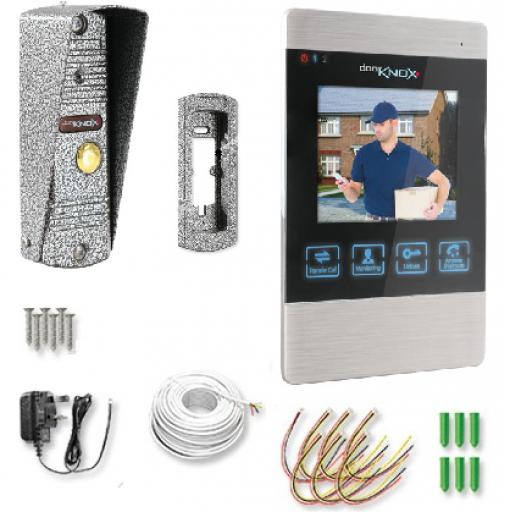 Video Door Entry and Access Control