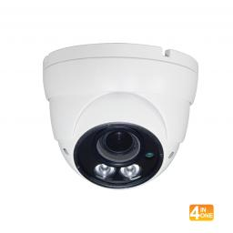 IRLAB CIR-HDR46GRC Hybrid 4-in-1 1080P 30m IR Motorised Vari-focal Lens Eyeball Camera