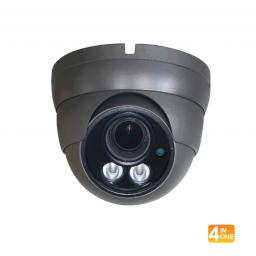 IRLAB CIR-HSR46GRC Hybrid 4-in-1 1080P 30m IR Vari-focal Lens Eyeball Camera