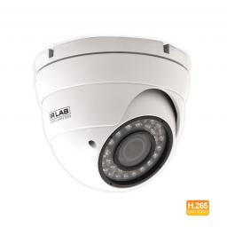 IRLAB CIR-DR46NEC 3MP 20m IR Starlight Motorised Vari-focal Eyeball IP Camera