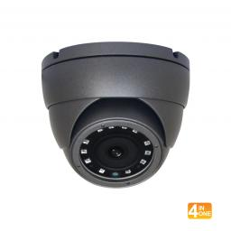 IRLAB CIR-EBS44GRC Hybrid 4-in-1 1080P 15m IR 2.8mm Fixed Lens Eyeball Camera