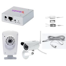 UCAM247 WiFiKit03 Ready to Install 2 Camera Kit with NVR