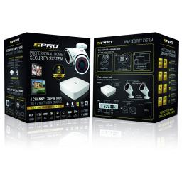 CMAC CCTV C-PRO 3MP 2 Camera IP Kit