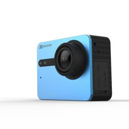 EZVIZ EZ-SC-S5 4KUltra HD Action Camera (4K@15fps)