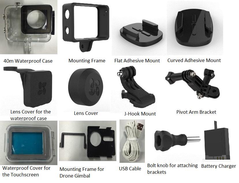 SC-S5PLUS Accessories