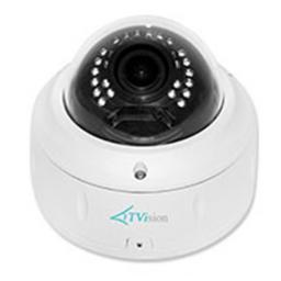 System Q SEE350W HDTVI 1080P Vari-focal External Dome Camera