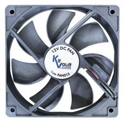 System Q 12V DC Fan for use with Lockable DVR Enclosures