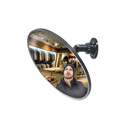System Q SEE490 HD-TVI COVERT 12in RETAIL MIRROR Camera