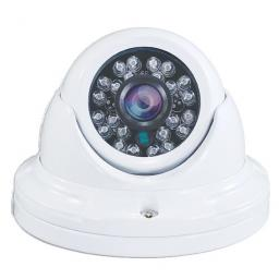 System Q Cam372W 2MP HD-SDI Eyeball Camera with Fixed Lens