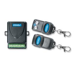 System Q WireFree 2 Button Keyfobs and Reciever Kit