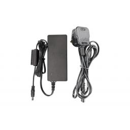 System Q AntiHum CCTV 5A 12V DC In-Line Power Supply