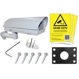 System Q Interceptor CCTV Housing Kit