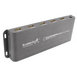 System Q ScatterBox CCTV HDMI Splitter 1 in- 4 or 8 out
