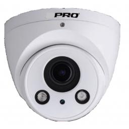 CMAC CCTV C-PRO-IP Motorised Vari-focal Eyeball IP Camera