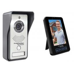 System Q VDP400 Wireless Video Door Entry System