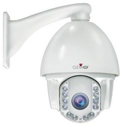 System Q SEE-PTZ645 720P HD-TVI PTZ Speed dome with 120m IR Range Choose 23x or 30x Optical Zoom
