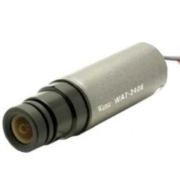 Watec 240E Miniature Colour Bullet Camera  (choice of lenses)