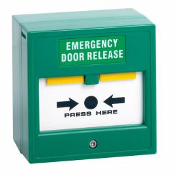 CLS CP22 Resettable Break Glass Emergency Door Release