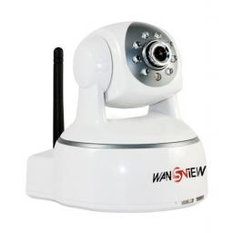 "WansView NCZ550W 600TVL Wi-Fi ""Plug and Play"" IP PT Camera"