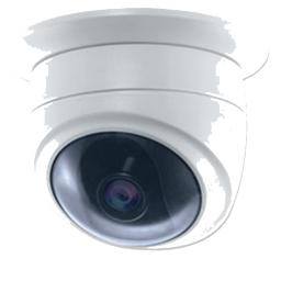 System Q CCT513 530TVL Internal Vari-focal Dome Camera