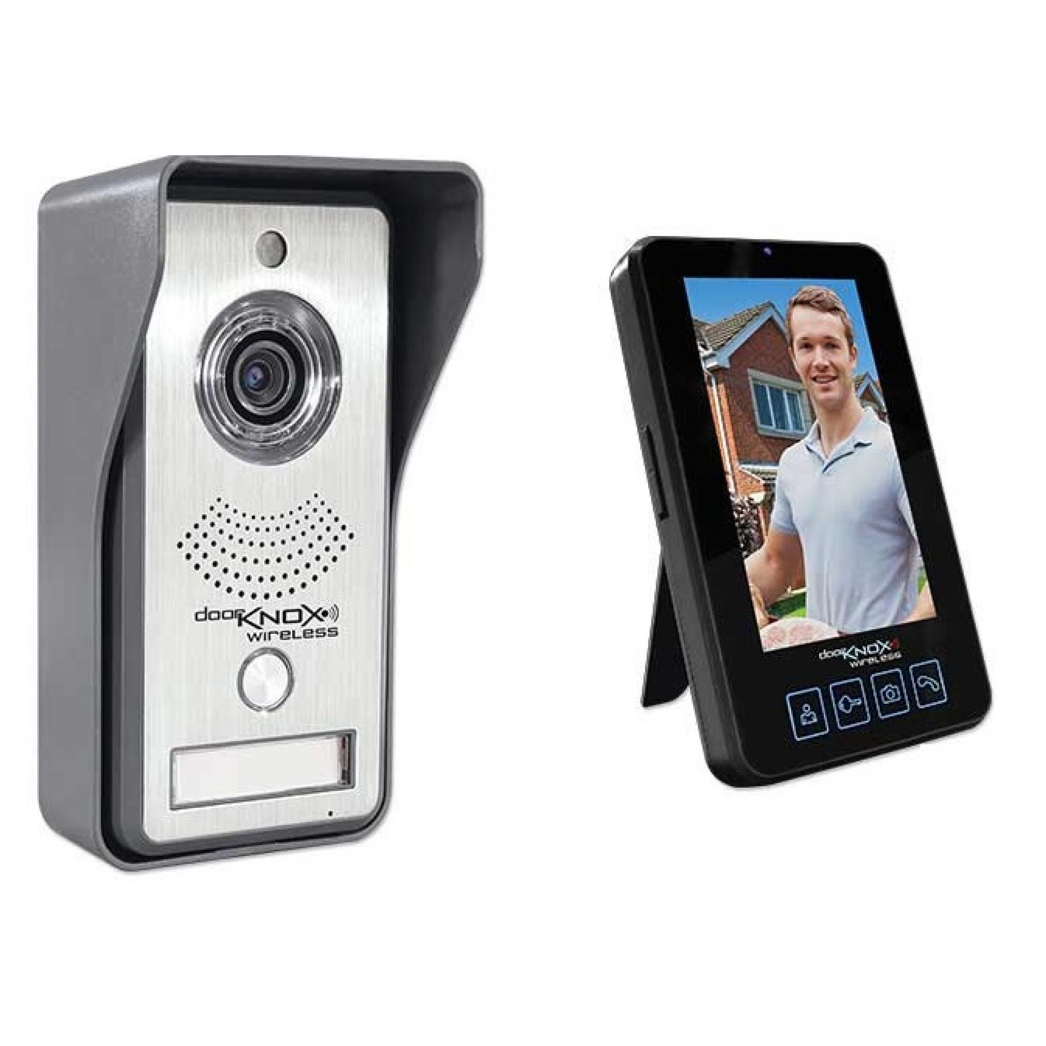 Wireless Video Door Entry System